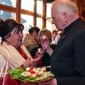 Obejrzyj galerię: Święcone Związku Podhalan w Zakopanem