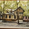 Obejrzyj galerię: Wystawa rysunku i malarstwa Tadeusza Kurka