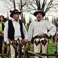 Obejrzyj galerię: Święto pasterskie na Tarasówce w Małem Cichem