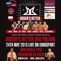Obejrzyj galerię: Kick Boxing o randze światowej po raz pierwszy pod Tatrami