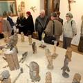 Obejrzyj galerię: Rzeźby Edwarda Sutora w Muzeum Podhalańskim