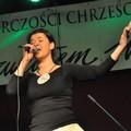 Obejrzyj galerię: VIII Festiwal Twórczości Chrześcijańskiej - Koncert Hanki Rybki
