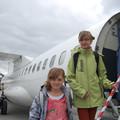 Obejrzyj galerię: Samolotem na Dzień Dziecka