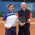 Obejrzyj galerię: Turniej Tenisa Ziemnego podczas VIII Kongresu Polonii Medycznej