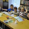 Obejrzyj galerię: Dzieci w bibliotece