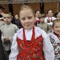 Obejrzyj galerię: Kolejny dzień Karpackiego Festiwalu Dziecięcych Zespołów Regionalnych