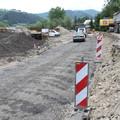 Obejrzyj galerię: Rozpoczęła się budowa mostu w Ochotnicy Dolnej