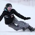 Obejrzyj galerię: Nowotarska snowboardzistka dziewiąta na prestiżowych zawodach
