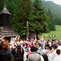 Obejrzyj galerię: Szliśmy śladami Ojca Świętego w Tatrach