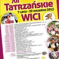 Obejrzyj galerię: 7 lipca rozpoczną się XII Tatrzańskie Wici
