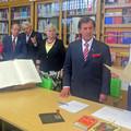 Obejrzyj galerię: Biblioteka MPA otrzymała niecodzienny dar
