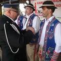 Obejrzyj galerię: Jubileusz Orkiestry Dętej OSP w Krościenku n.D.