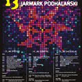 Obejrzyj galerię: XIII Jarmark Podhalański
