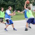 Obejrzyj galerię: Streetball na wysokim poziomie