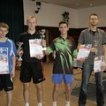 Obejrzyj galerię: Otwarty Turniej Tenisa Stołowego