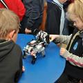Obejrzyj galerię: Baltazar Gąbka i roboty w zakopiańskiej bibliotece