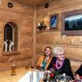 Obejrzyj galerię: Anioły pod Tatrami – Galeria pod makiem w Restauracji Javorina.
