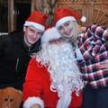Obejrzyj galerię: Święty Mikołaj sprawił niespodziankę
