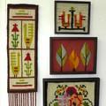 Obejrzyj galerię: Wystawa rękodzieła tkackiego