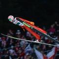 Obejrzyj galerię: Pierwszego dnia Pucharu Świata w Skokach Polacy blisko podium