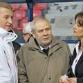 Obejrzyj galerię: Komisje Sportu parlamentu polskiego i słowackiego