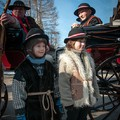 Obejrzyj galerię: Rozpoczął się Gorałski Karnawał w Bukowinie Tatrzańskiej