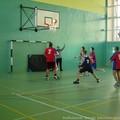 Obejrzyj galerię: Powiatowa Gimnazjada w koszykówce chłopców