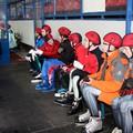 Obejrzyj galerię: Łyżwiarze szybcy Olimpiad Specjalnych na nowotarskim lodowisku