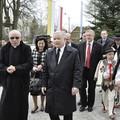 Obejrzyj galerię: Prezes PiS w Luźmierzu