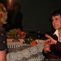 Obejrzyj galerię: Oksana Zabużko w Teatrze Witkacego