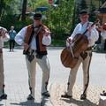 Obejrzyj galerię: Święto strażaków w Zakopanem