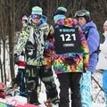Obejrzyj galerię: Snowboardowy szał na Polczakówce