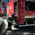Obejrzyj galerię: Ćwiczenia straży pożarnej w Kościelisku