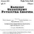 Obejrzyj galerię: Koncert Urodzinowy Fryderyka Chopina