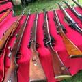 Obejrzyj galerię: Koło Hubertus - broń historyczna