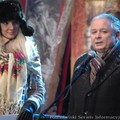 Obejrzyj galerię: Rozpoczęły się VIII Światowe Zimowe Igrzyska Polonijne. Zakopane odwiedził prezydent Lech Kaczyński