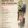 Obejrzyj galerię: Poetycki Świat Jana Sztaudyngera
