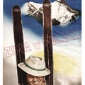 """Obejrzyj galerię: """"Tatrzańskie Spotkania. Plakaty turystyczne i sportowe 1900-1950"""""""