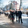 Obejrzyj galerię: Polonez maturzystów