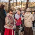 Obejrzyj galerię: Dzień Patronki szkoły na Wilczniku w Zakopanem