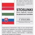 """Obejrzyj galerię: """"Stosunki polsko – węgiersko – słowackie na przestrzeni wieków"""""""