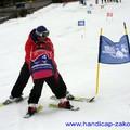 Obejrzyj galerię: Zimowe Zawody Fundacji Handicap-Zakopane