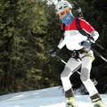 Obejrzyj galerię: Puchar SNPTT im. Józefa Oppenheima w narciarstwie wysokogórskim - na trasie