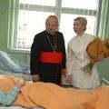 Obejrzyj galerię: Uroczystości w Nowotarskim Szpitalu. Kardynał Dziwisz poświęcił nowe oddziały