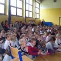 Obejrzyj galerię: Uroczystości 3 maja w Szkole Podstawowej