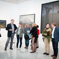 Obejrzyj galerię: Anna Majchrzak i jerzy Mierzejewski w Miejskiej Galerii Sztuki