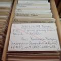 Obejrzyj galerię: Digitalizacja fiszek z Bibliografią Tatr i Podtatrza Witolda Henryka Paryskiego