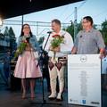 Obejrzyj galerię: Neon na dworcu PKP w Zakopanem znów świeci