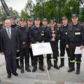 Obejrzyj galerię: Strażackie mistrzostwa w Zakopanem