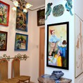 """Obejrzyj galerię: """"Zabawy ładne, zabawy brzydkie"""" Krzysztofa Michno w Galerii Kancelarii """"Pod Papugami"""""""